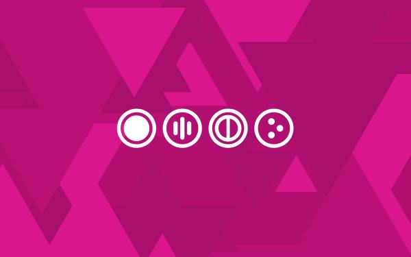 Video Game Osu! Rhythm HD Wallpaper | Background Image