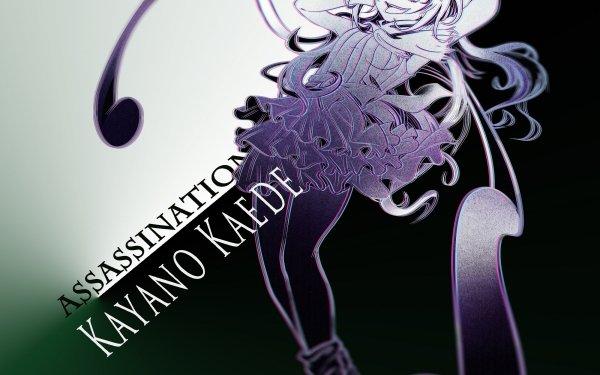 Anime Assassination Classroom Kaede Kayano HD Wallpaper | Background Image
