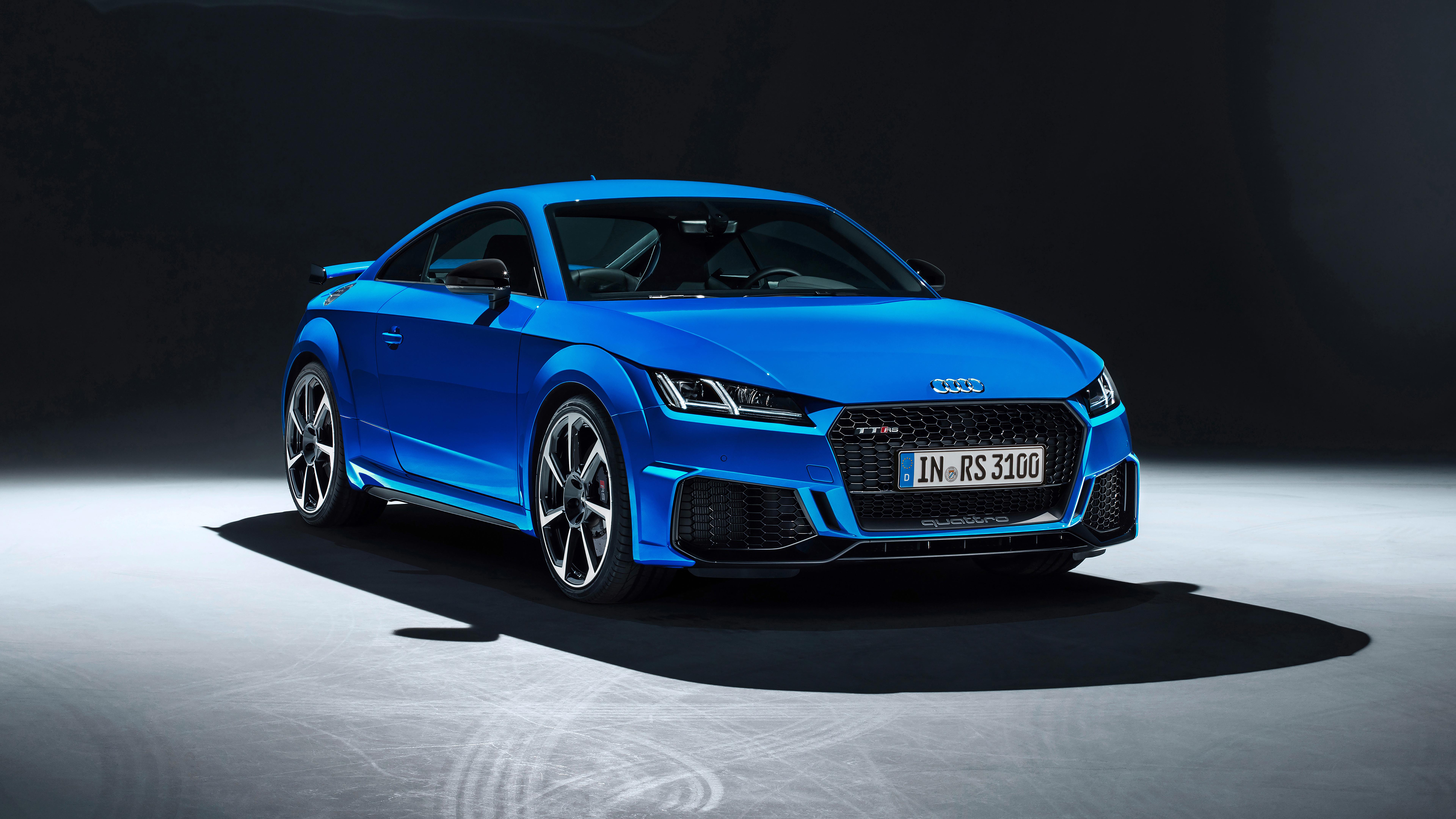 Audi Tt Rs 8k Ultra Fondo De Pantalla Hd Fondo De