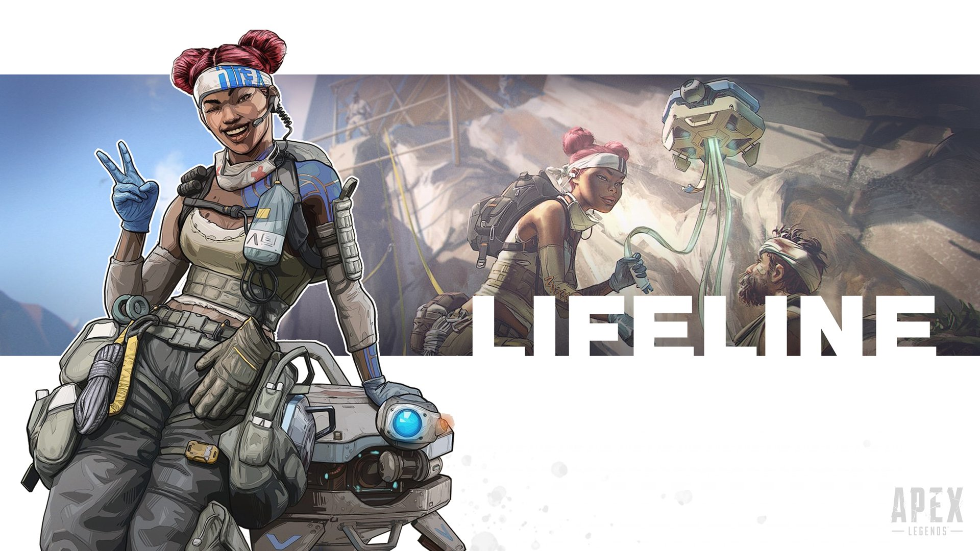 Apex Legends Game Wallpaper HD 4k