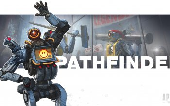 12 Pathfinder Apex Legends Hd Wallpapers Background Images