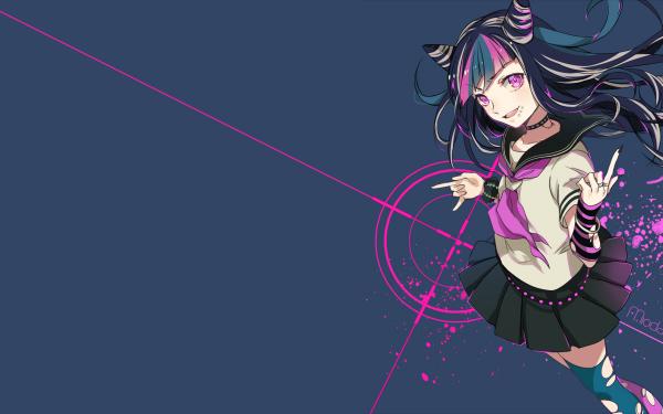 Video Game Danganronpa 2: Goodbye Despair Danganronpa Ibuki Mioda HD Wallpaper | Background Image