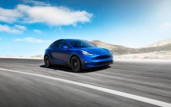 3 Tesla Model Y Fondos De Pantalla Hd Fondos De Escritorio