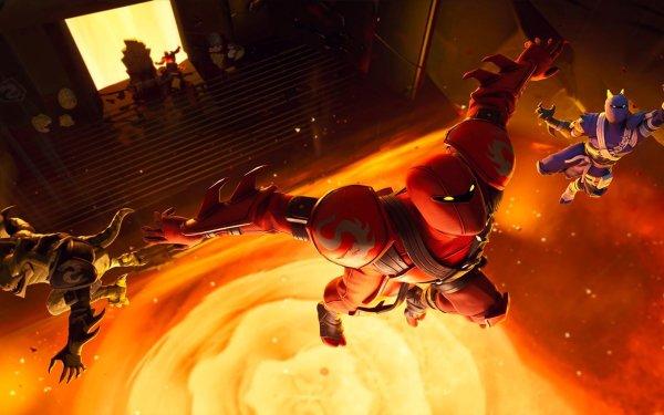 Video Game Fortnite Fortnite Loading Screen HD Wallpaper | Background Image