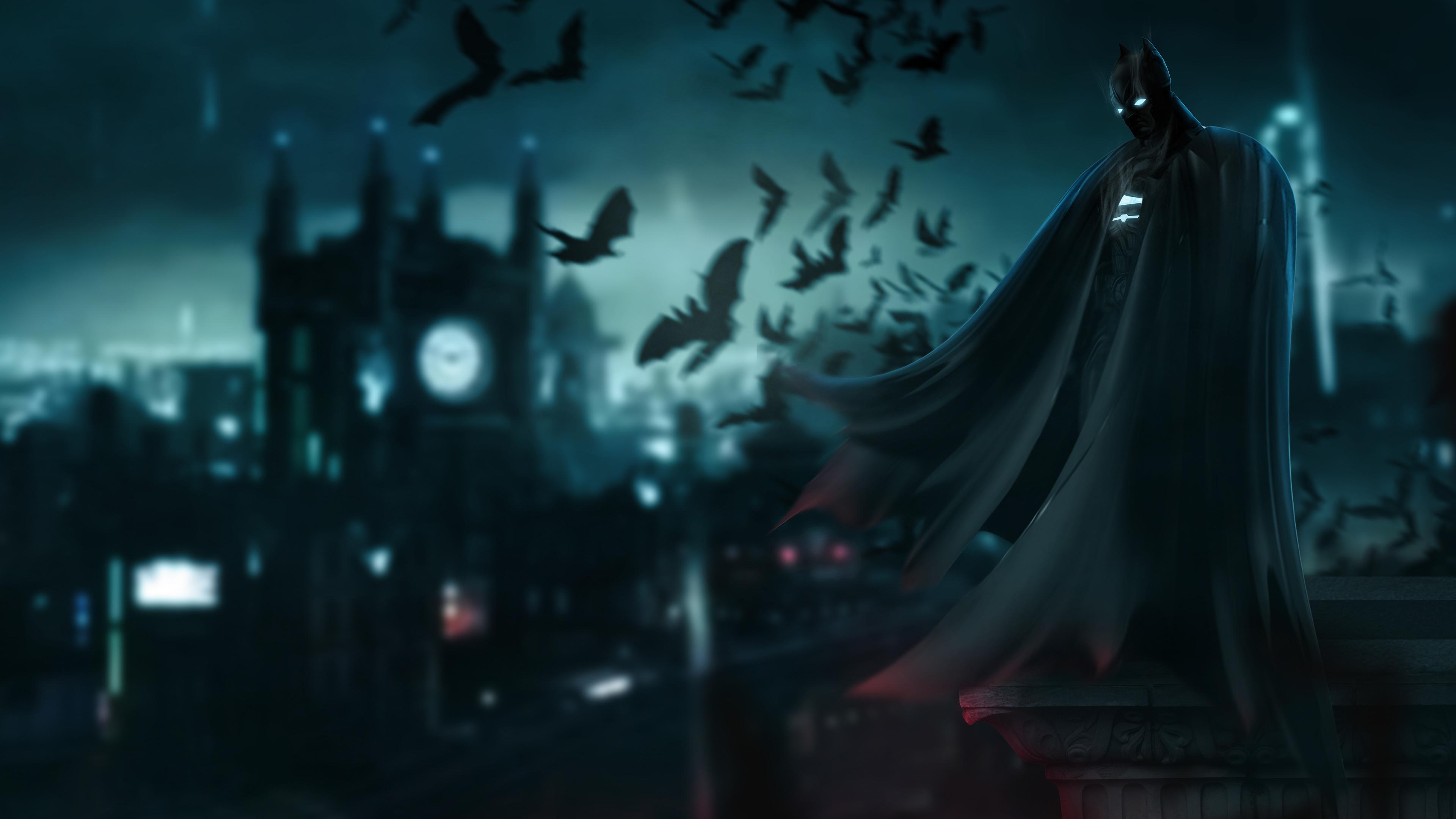 Batman 4k Ultra HD Wallpaper | Background Image ...